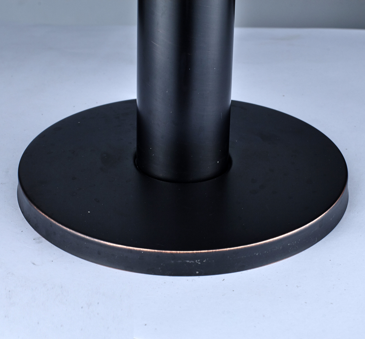 Free Standing Bathtub Faucet Filler Oil Rubbed Bronze Floor Mounted ...
